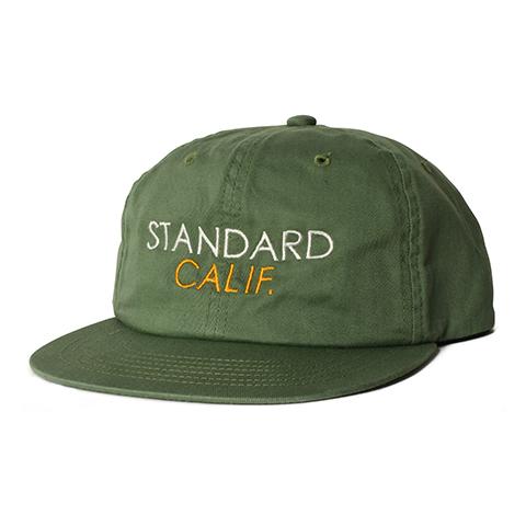 STANDARD CALIFORNIA #SD Logo Twill Cap