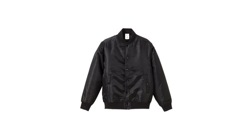 1991 stadium jacket (BK/BK)