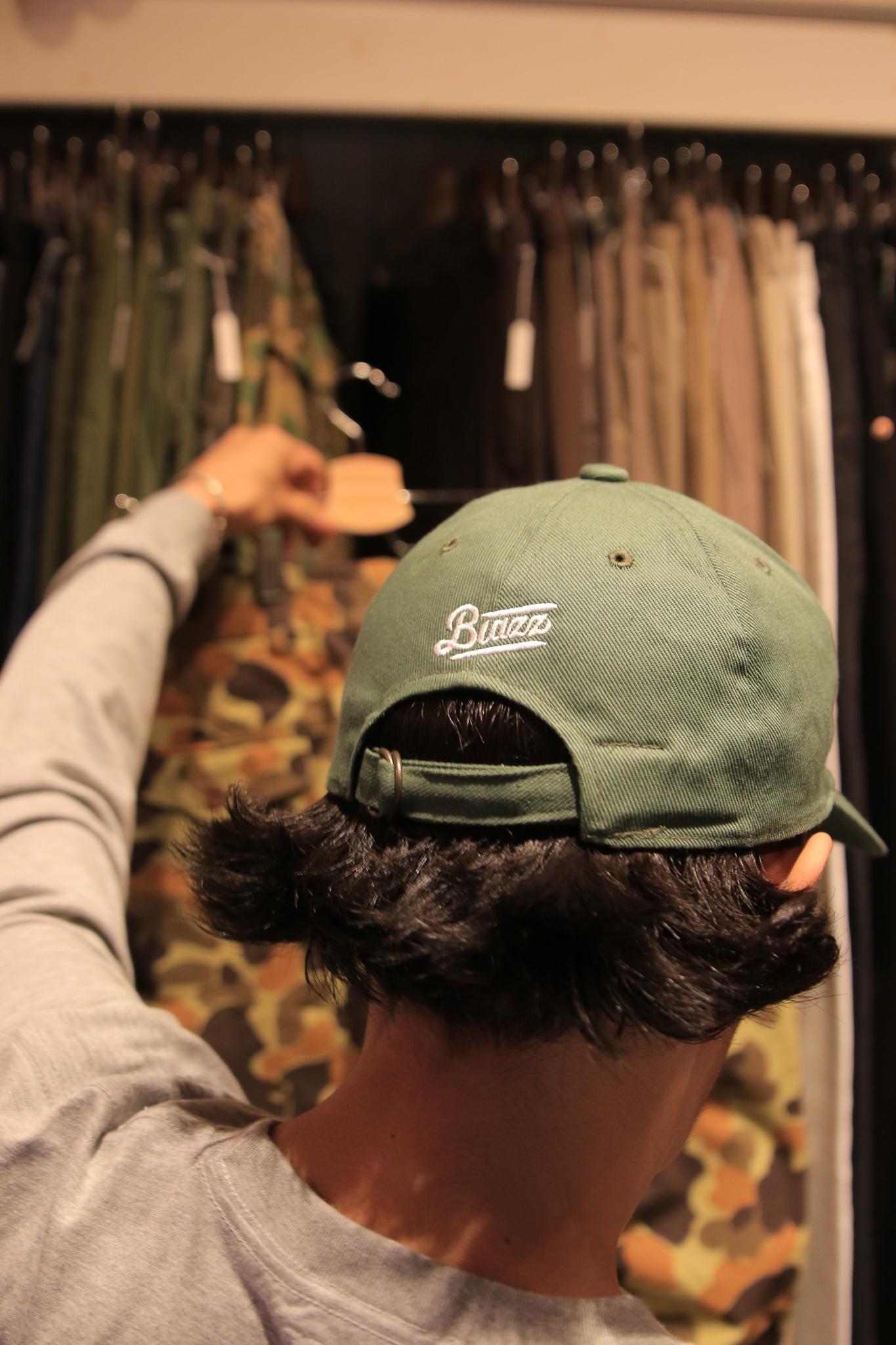 LONG BILL CAP [EVER GREEN]