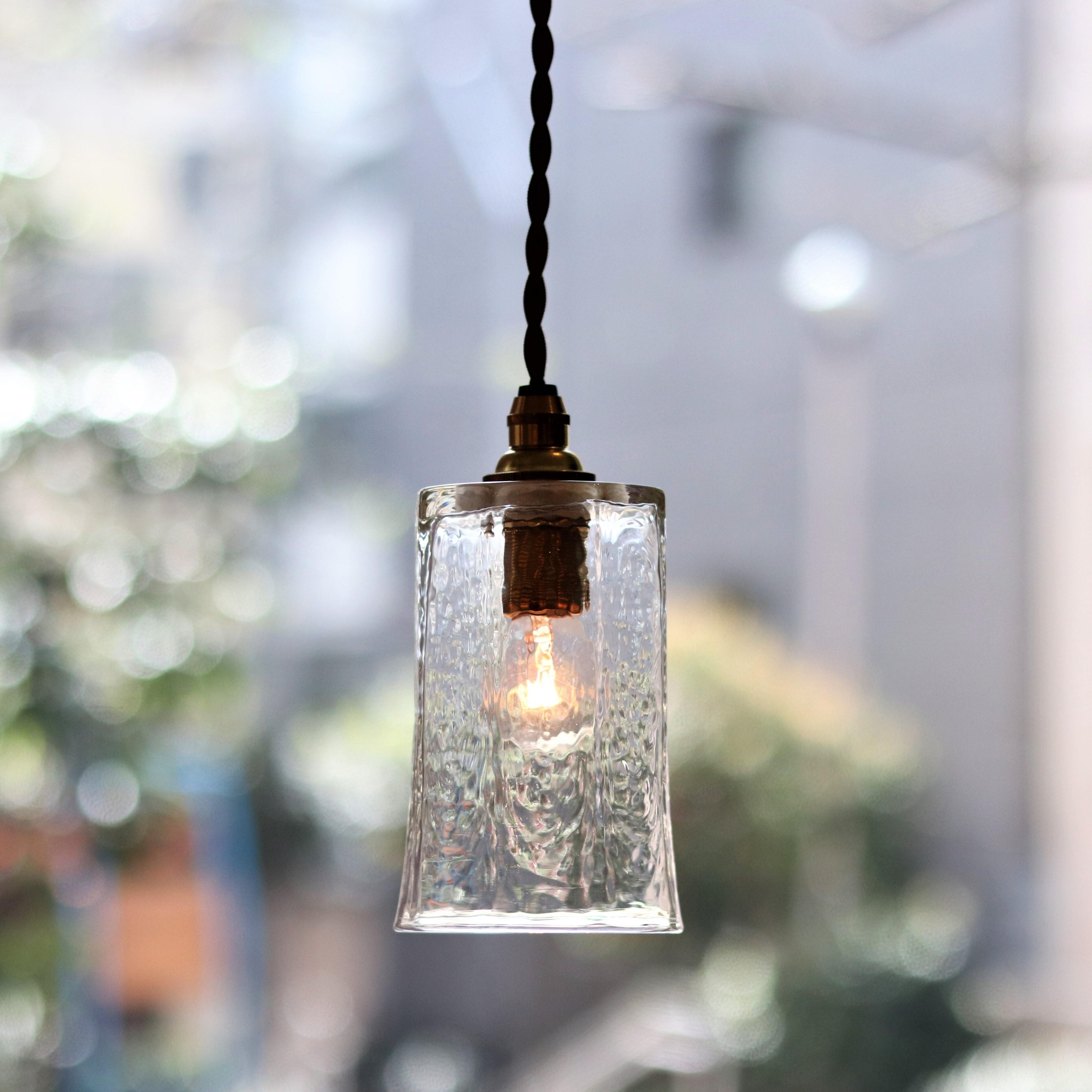 【照明】ペンダントランプ 八角筒ロング 【2389】