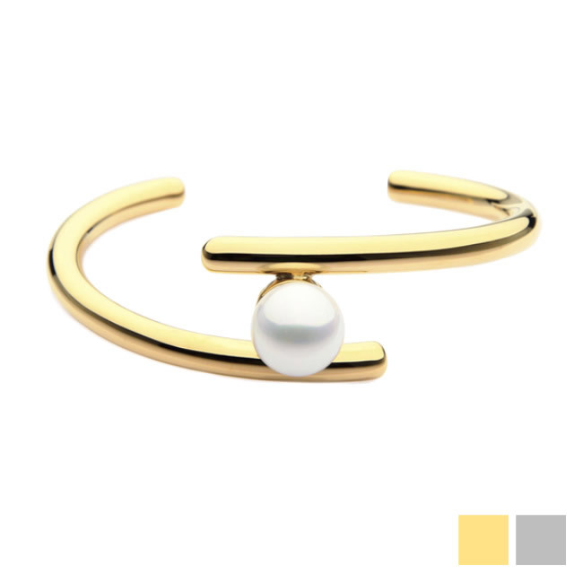 pearl sand bangle