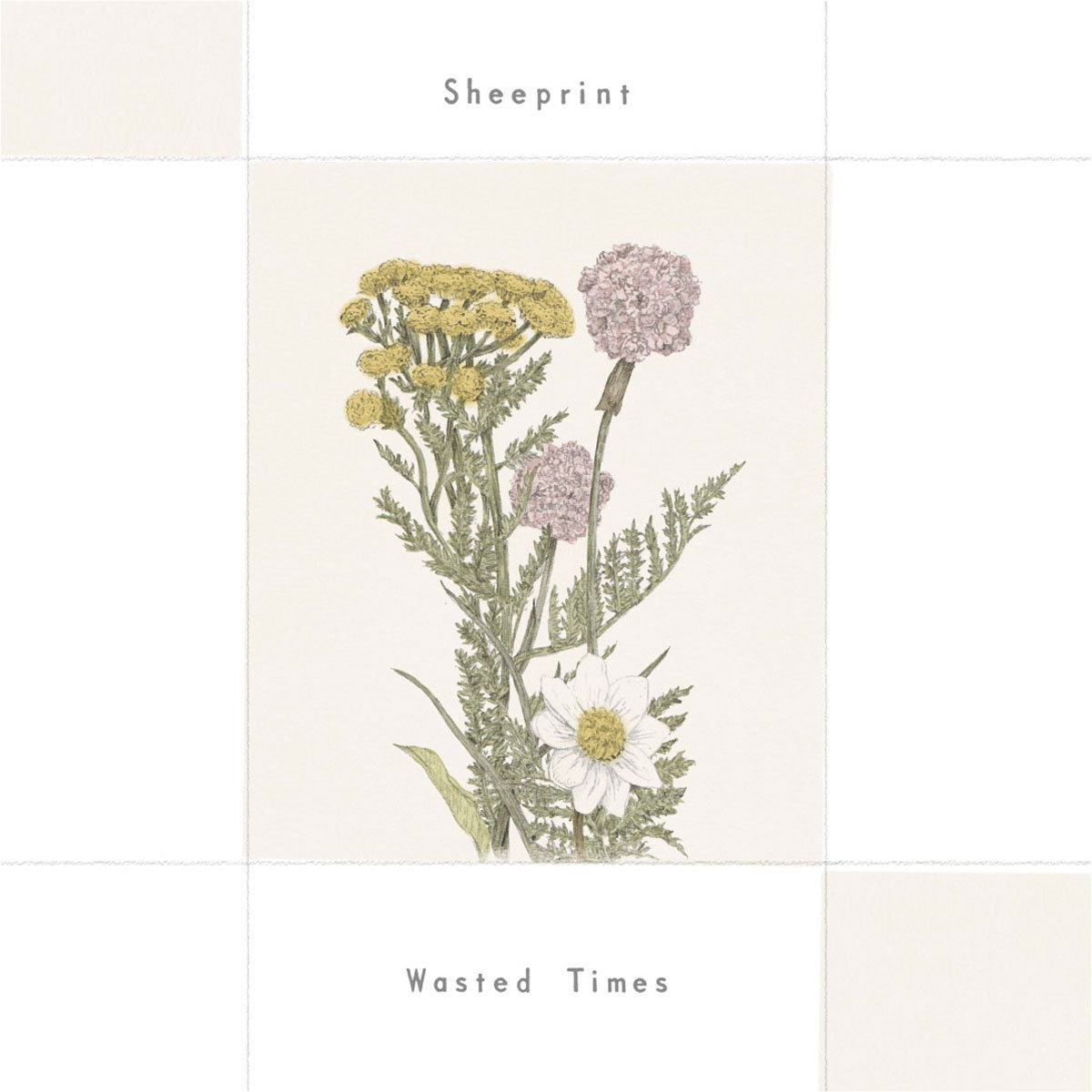 "Sheeprint「Wasted Times」(Fastcut Records)[7""]"