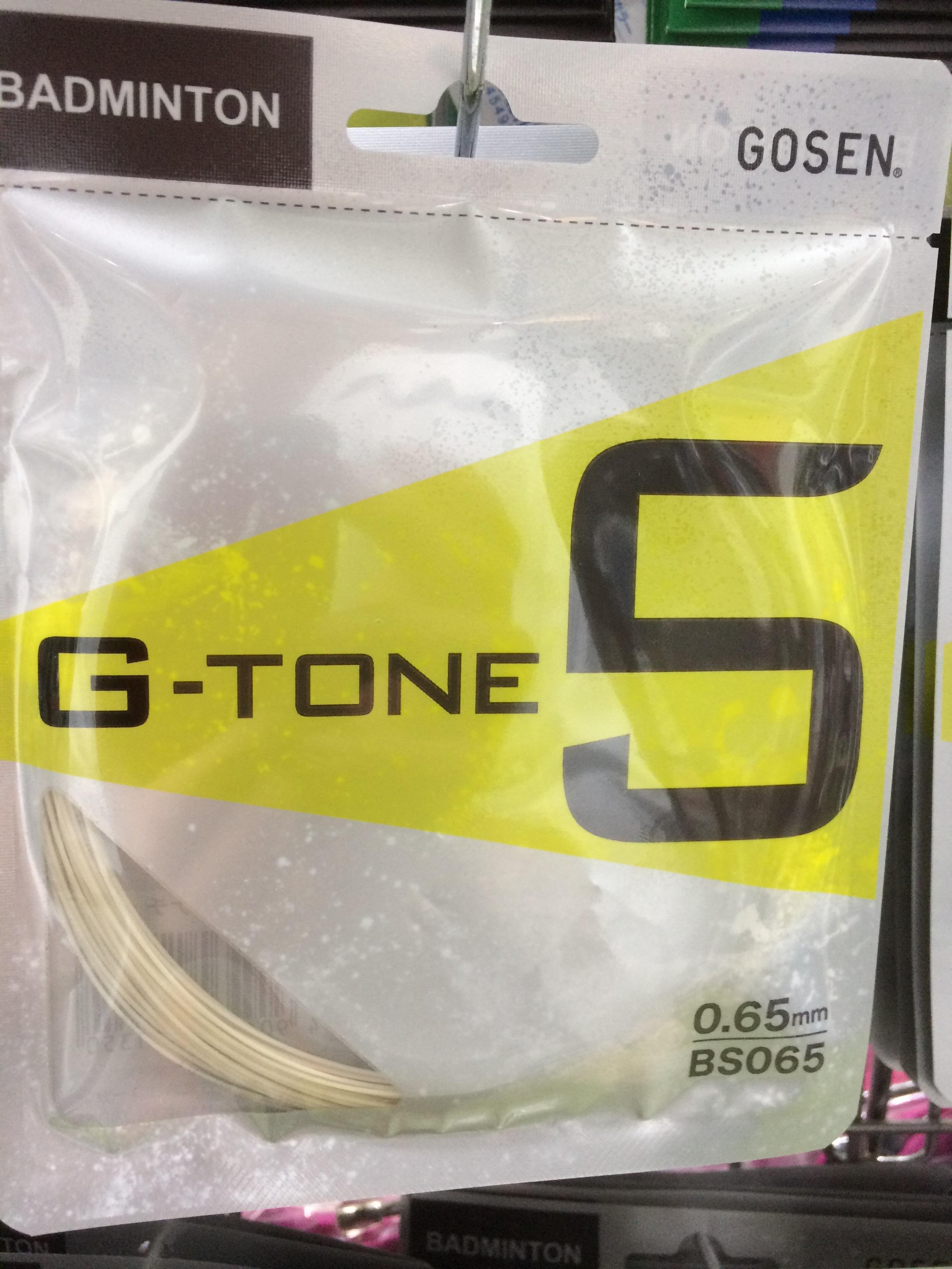 ゴーセン G-TONE5 - 画像1