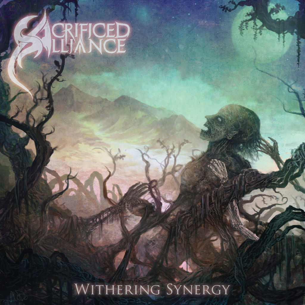 [IOSR CD 002] SACRIFICED ALLIANCE 『Withering Synergy』