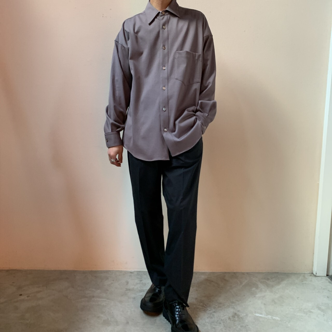 SEVEN BY SEVEN - LONG SLEEVE SHIRTS