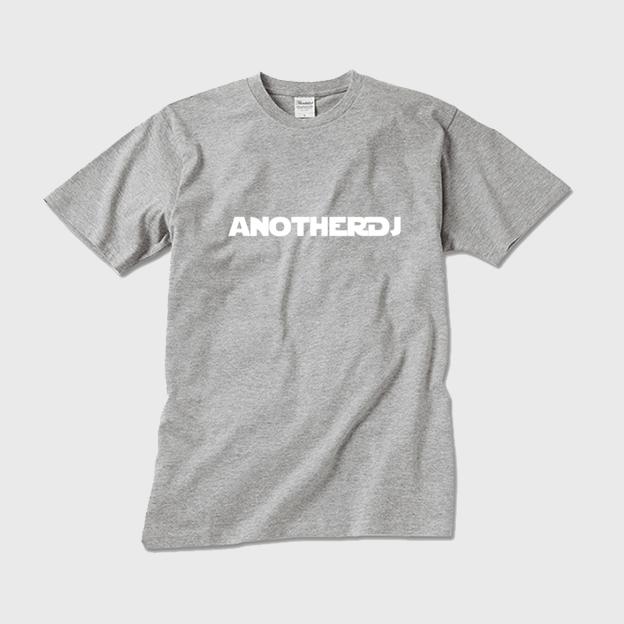 anotherDJ TシャツMサイズ グレー - 画像1