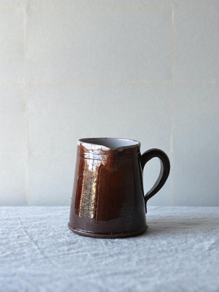 antique | 持ち手つきピッチャー-handle pitcher