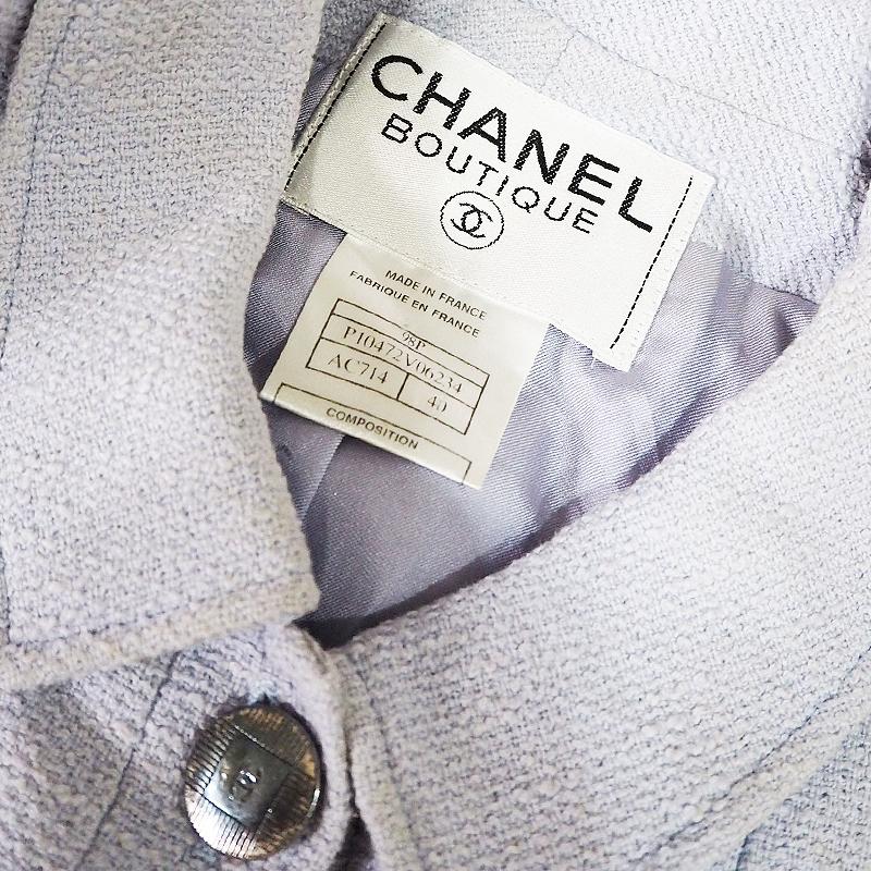 【VINTAGE CHANEL BUTTON】スクエア ココマーク ブラックメッキ ボタン