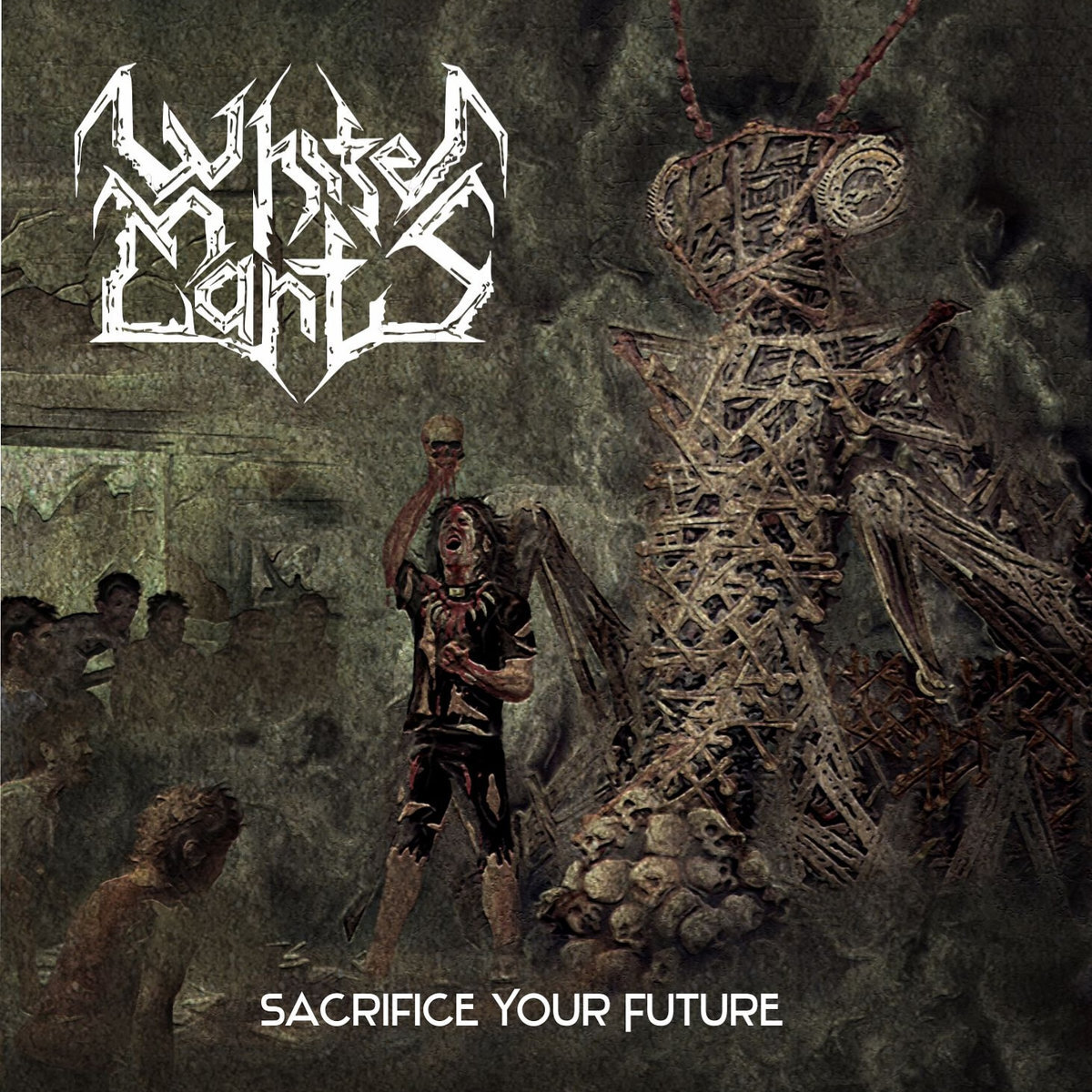 """WHITE MANTIS """"Sacrifice Your Future"""""""