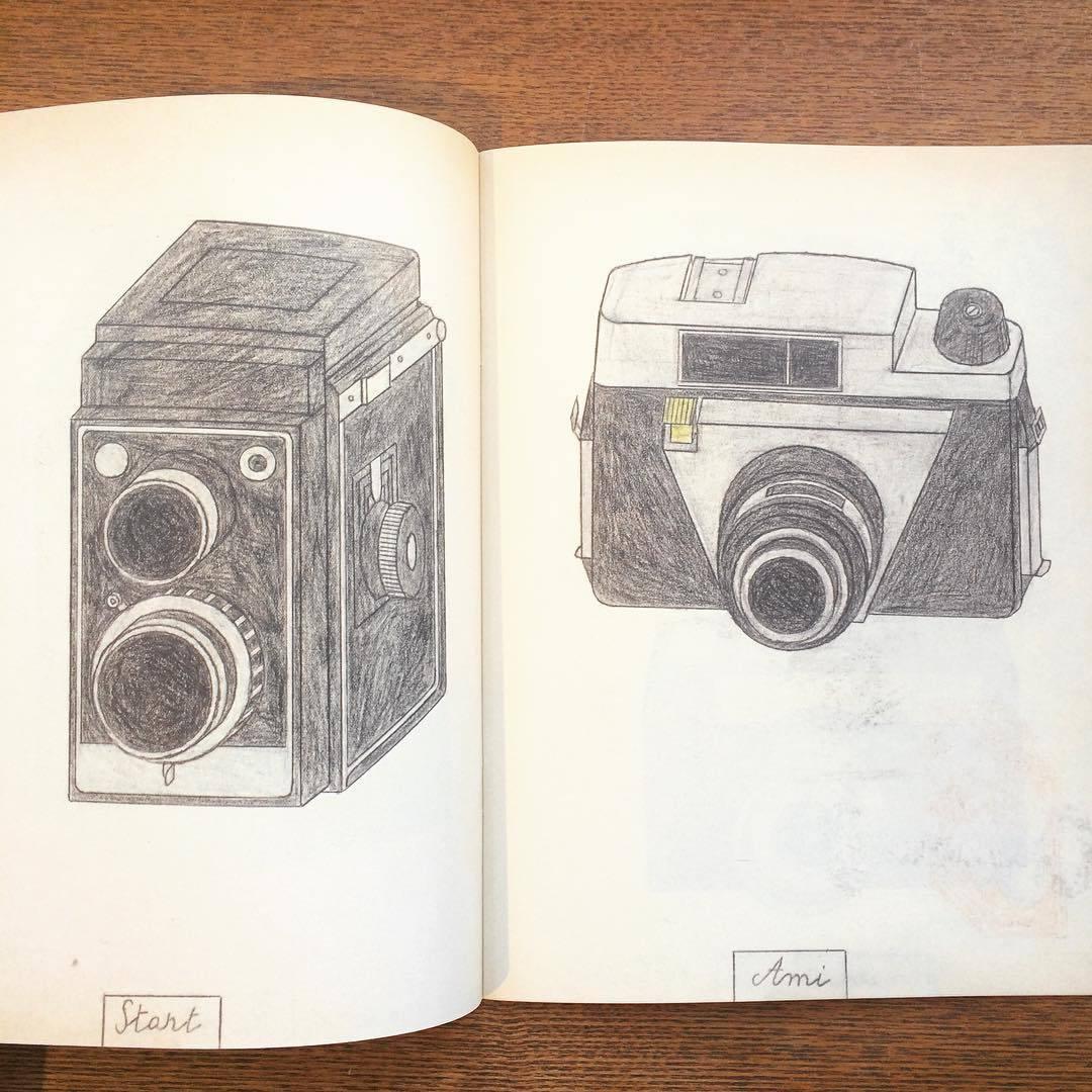 ZINE「MARC'S CAMERAS マークスカメラ/フィリップ・ワイズベッカー」 - 画像2