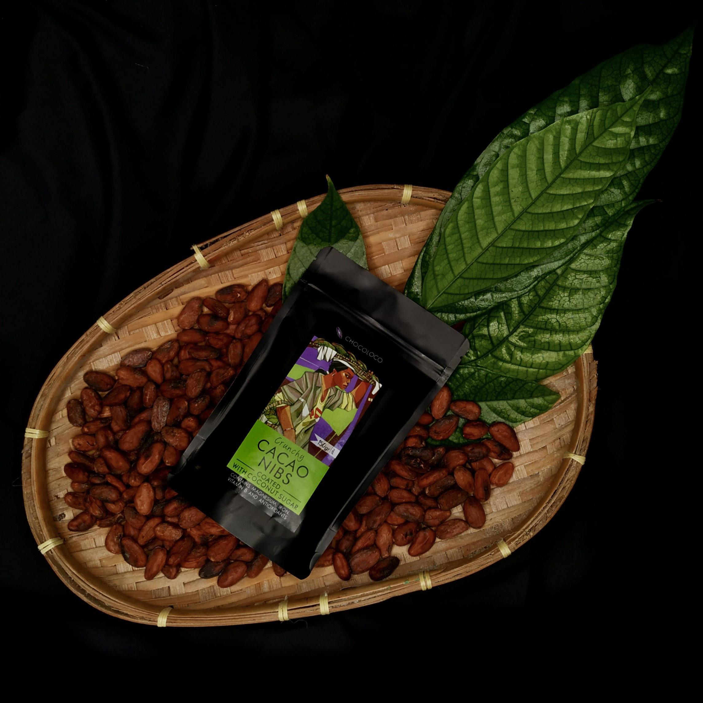カカオニブ 45g(Crunchy )