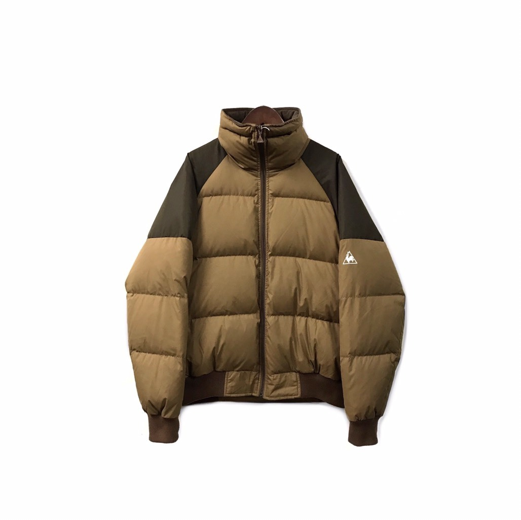 efiLevol × le coq sportif - Switching Down Jacket (size - 2) ¥26000+tax