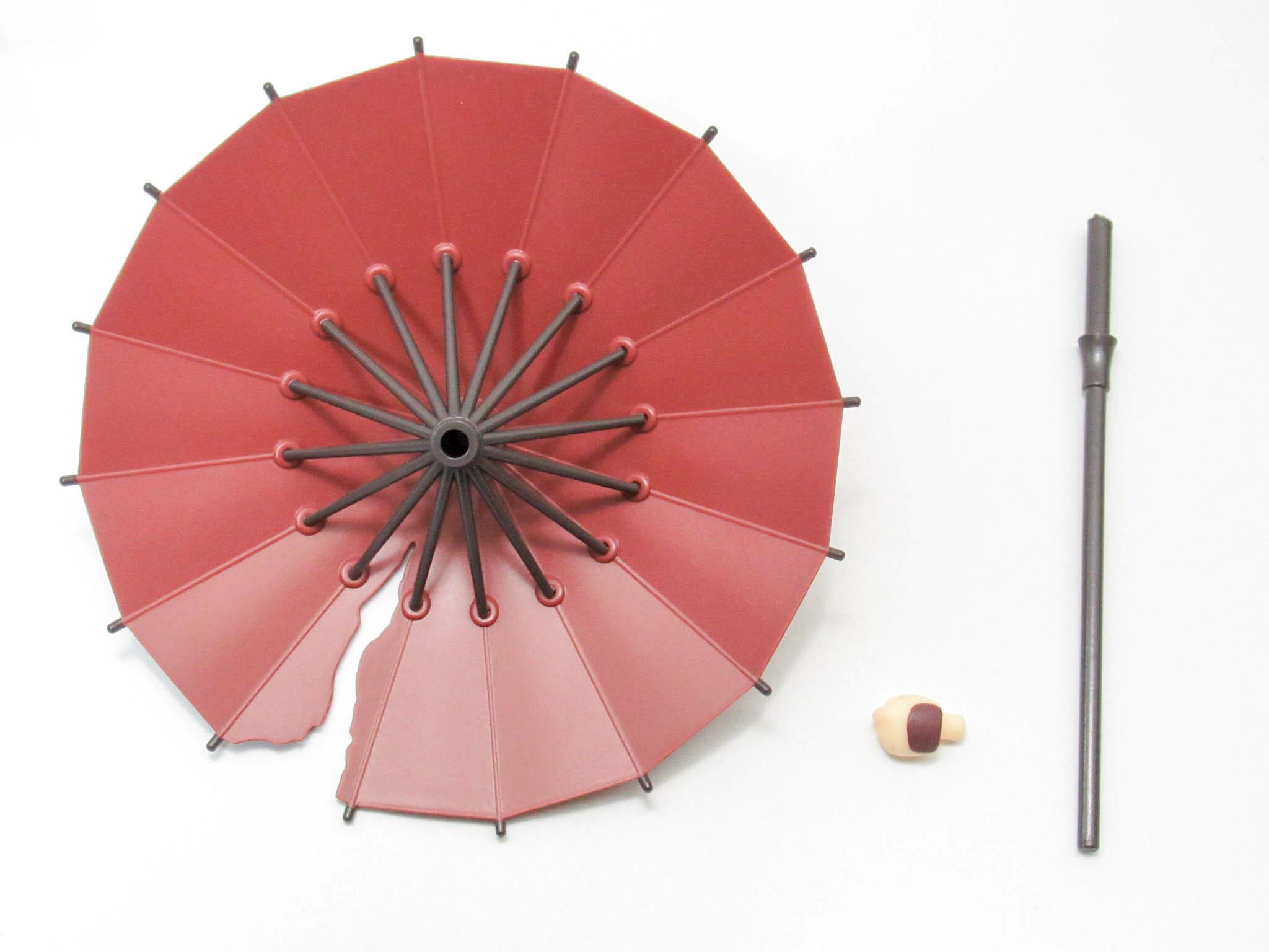 再入荷【1061】 殤不患 小物パーツ 和傘 ねんどろいど