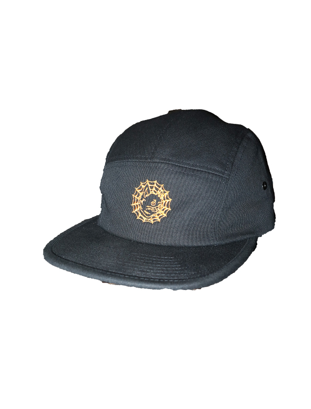 CAT WEB JET CAP black