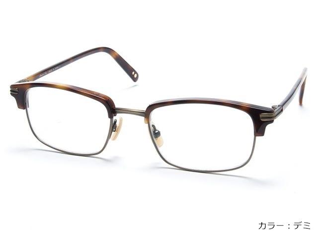 眼鏡の聖地、鯖江製のブロー・プレミアム(カラー2色)