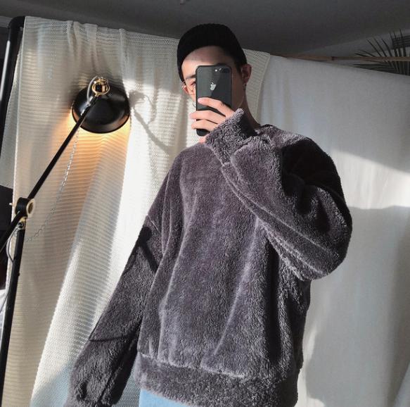プルオーバーセーター
