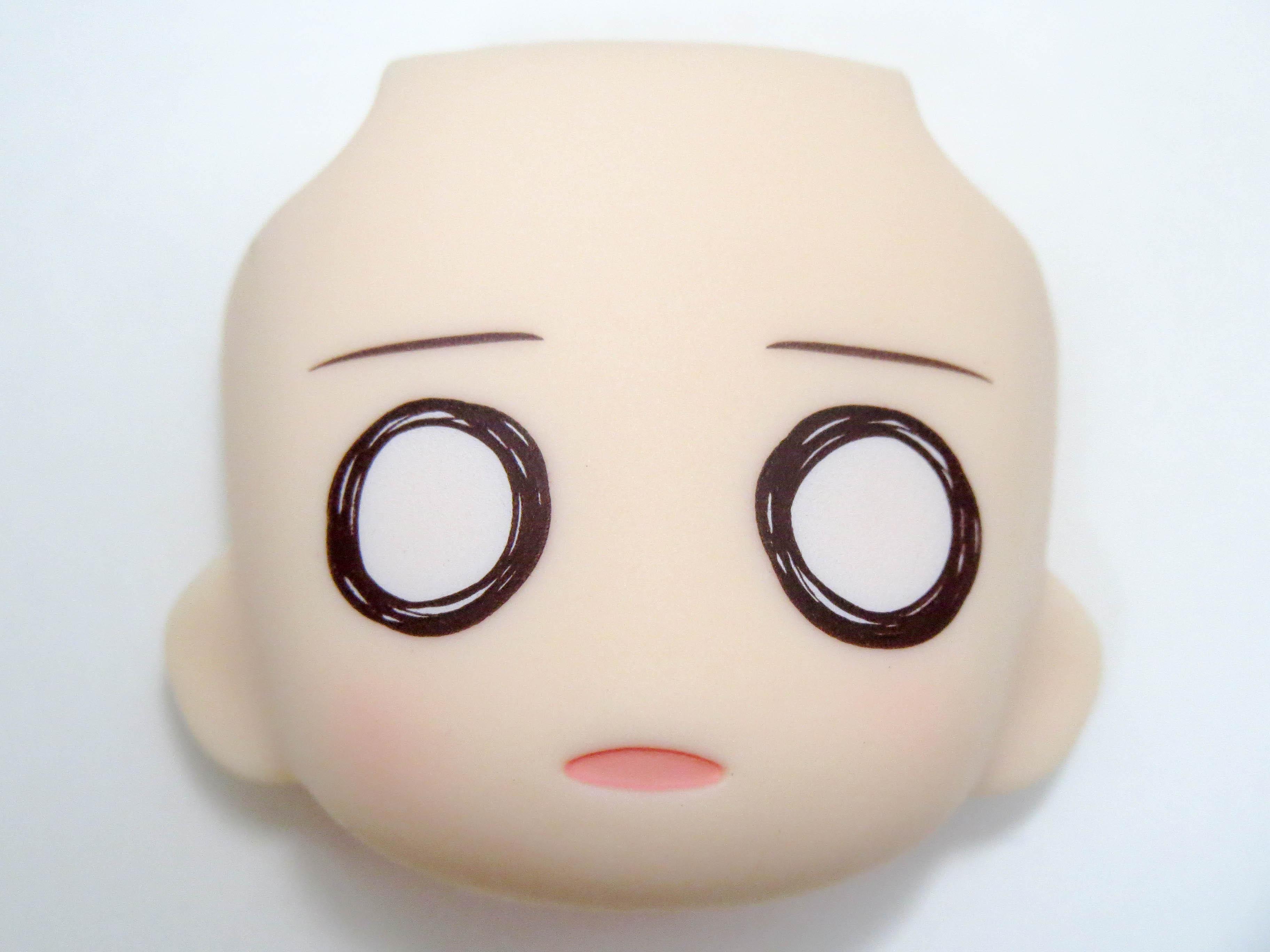 再入荷【721】 澤村・スペンサー・英梨々 顔パーツ 魂が抜けた顔 ねんどろいど
