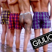 GIULO<ジュリオ> スペインのテキスタイル会社が作る最高のメンズ下着 〜ブランド説明〜