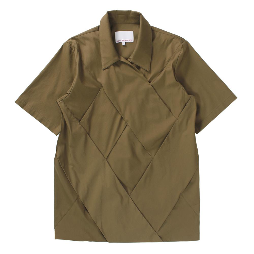paria /FARZANEH  Shirt Khaki