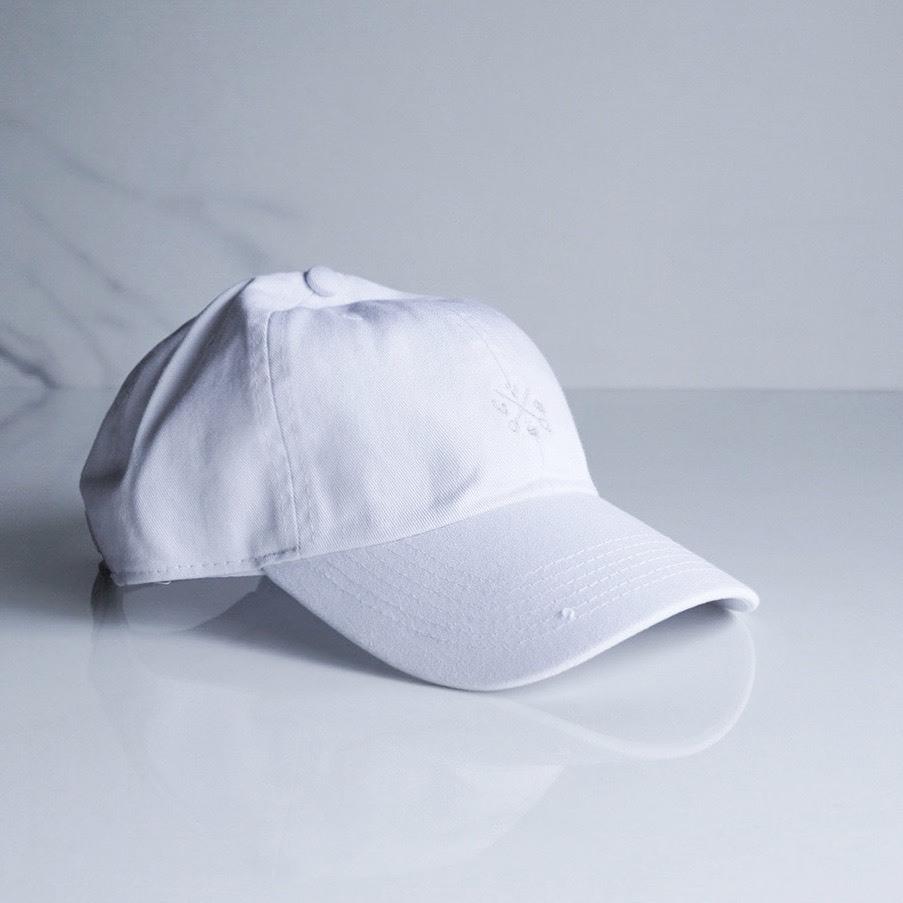 LCR オリジナル CAP(ホワイト)