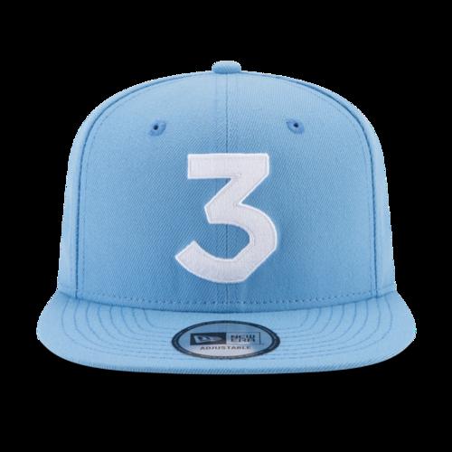 Chance 3 New Era Cap (SKY BLUE)