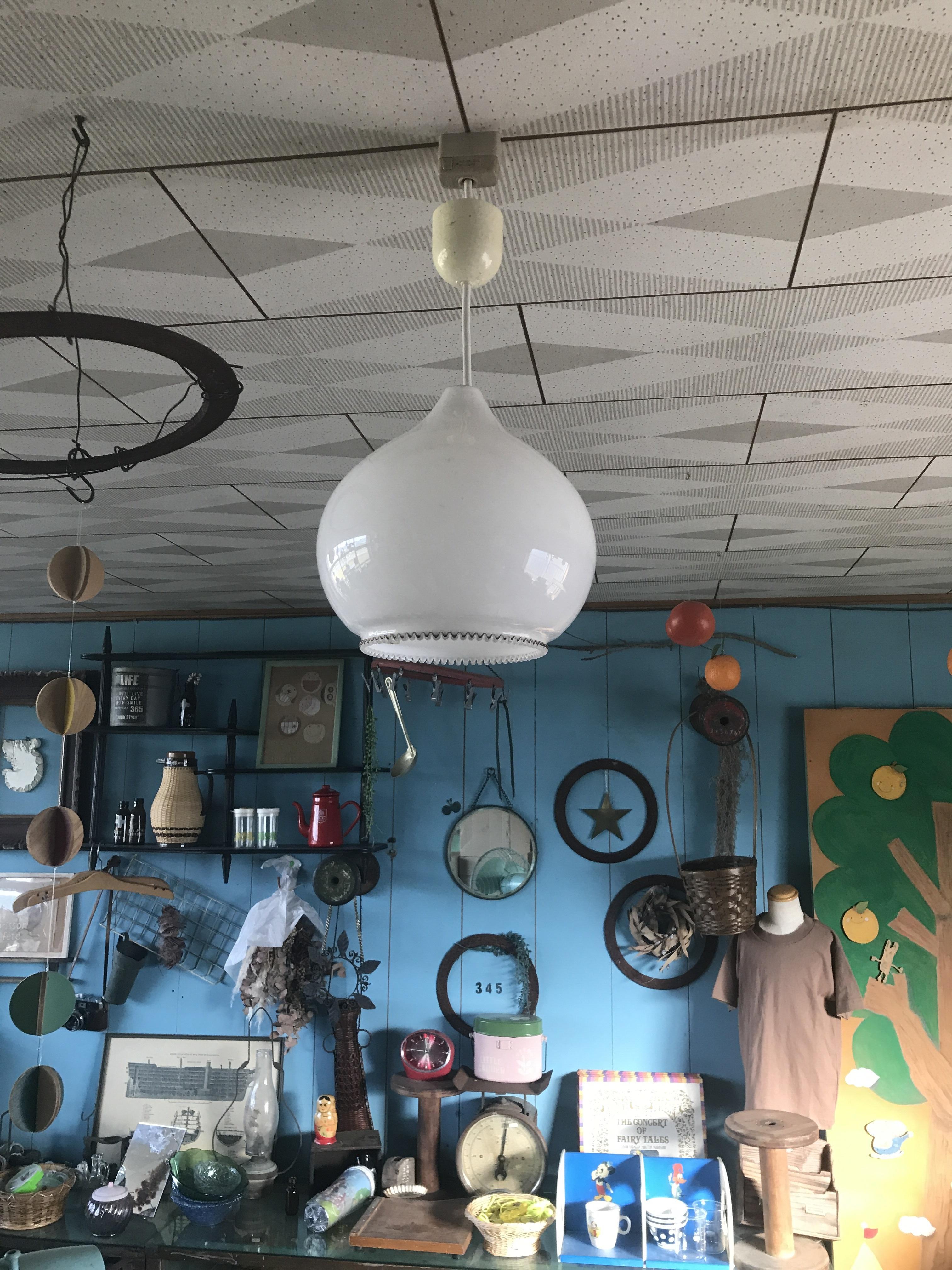 レトロ ランプ