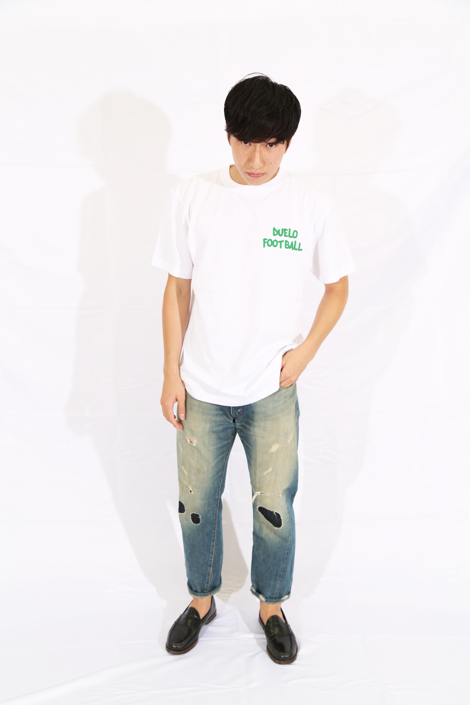 20020 OSAMU Friend Tシャツ WHT
