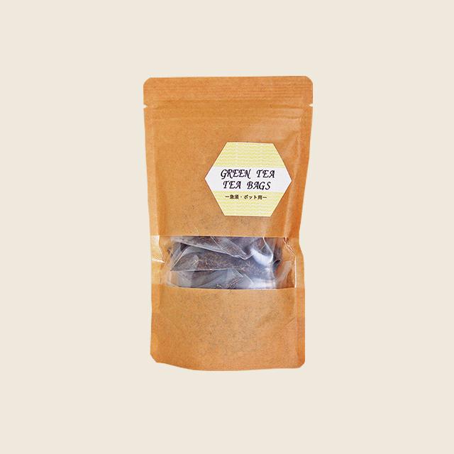 新茶ティーバッグ(5g × 10個 急須・ポット用)