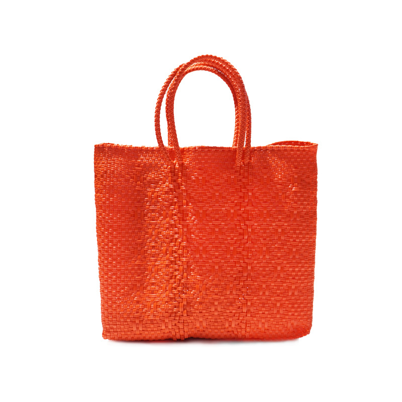 MERCADO BAG ROMBO - Orange(S)