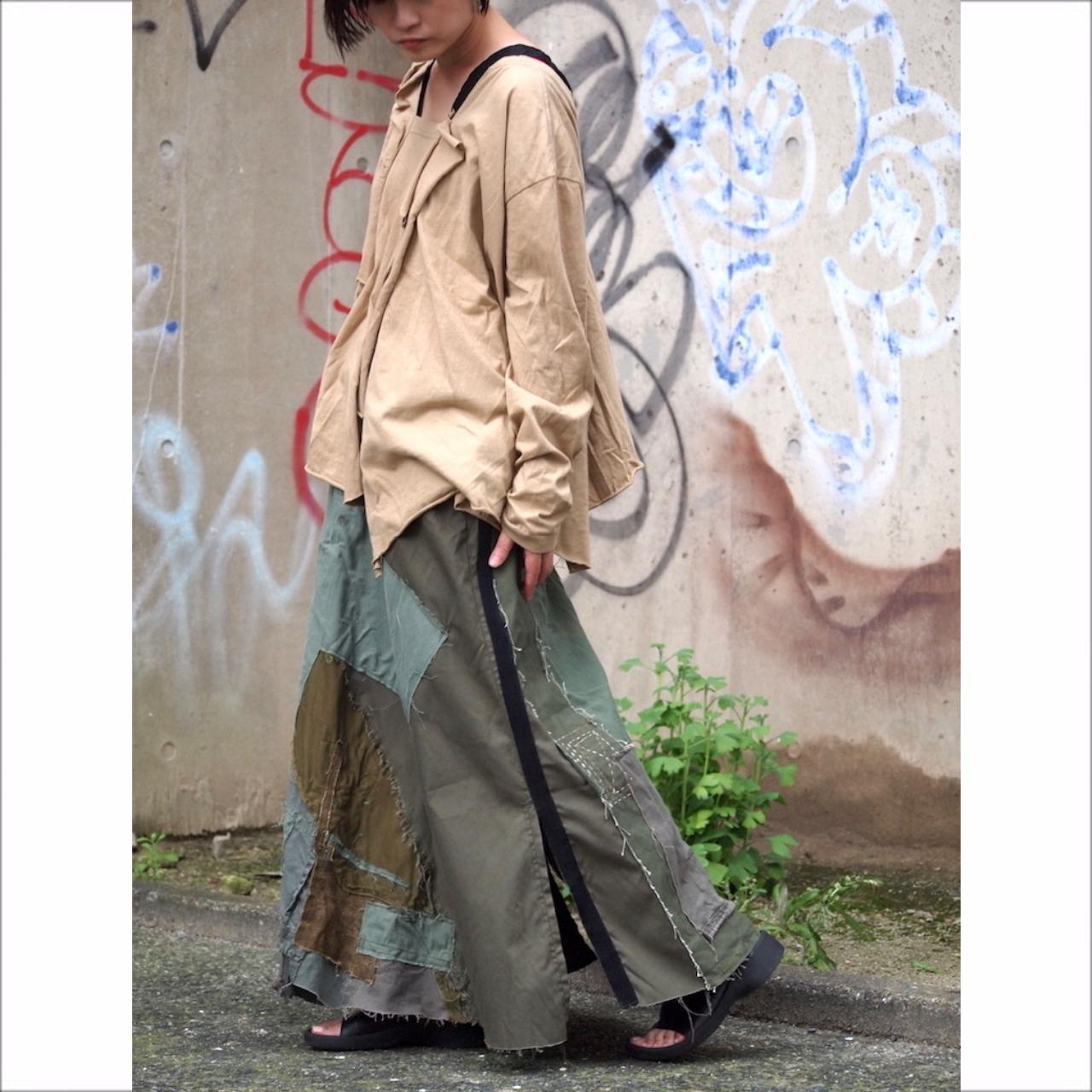 【sandglass】limited skirt / 【サンドグラス】リミテッド スカート
