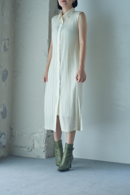 "90~00's ""ISSEY MIYAKE"" Pleated Dress"