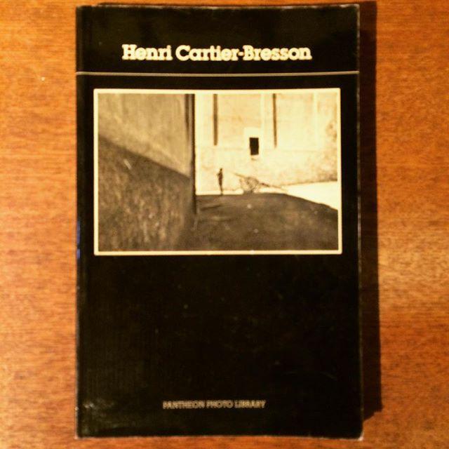写真集「Henri Cartier-Bresson(Pantheon Photo Library)」 - 画像1