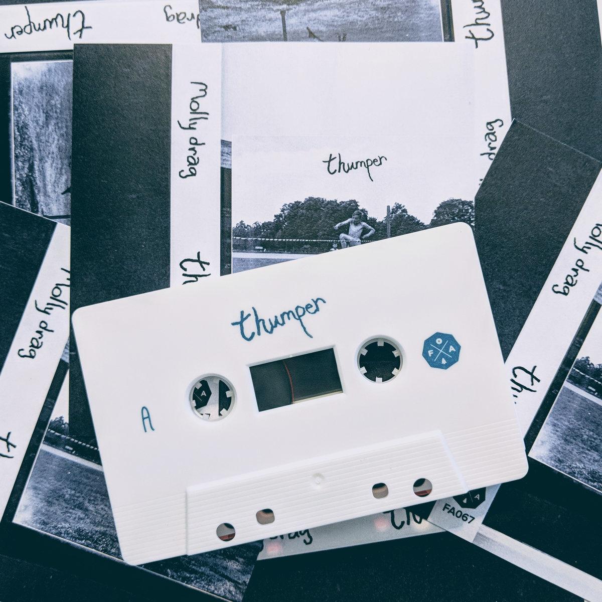 Molly Drag / Thumper(100 Ltd Cassette)