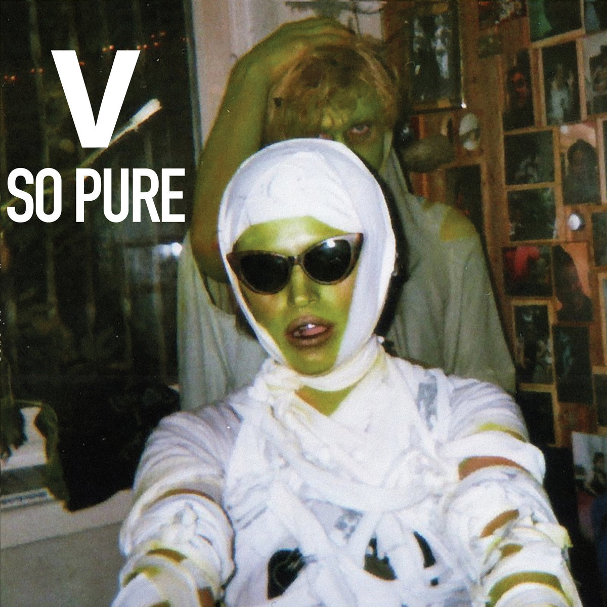 V - So Pure (LP)