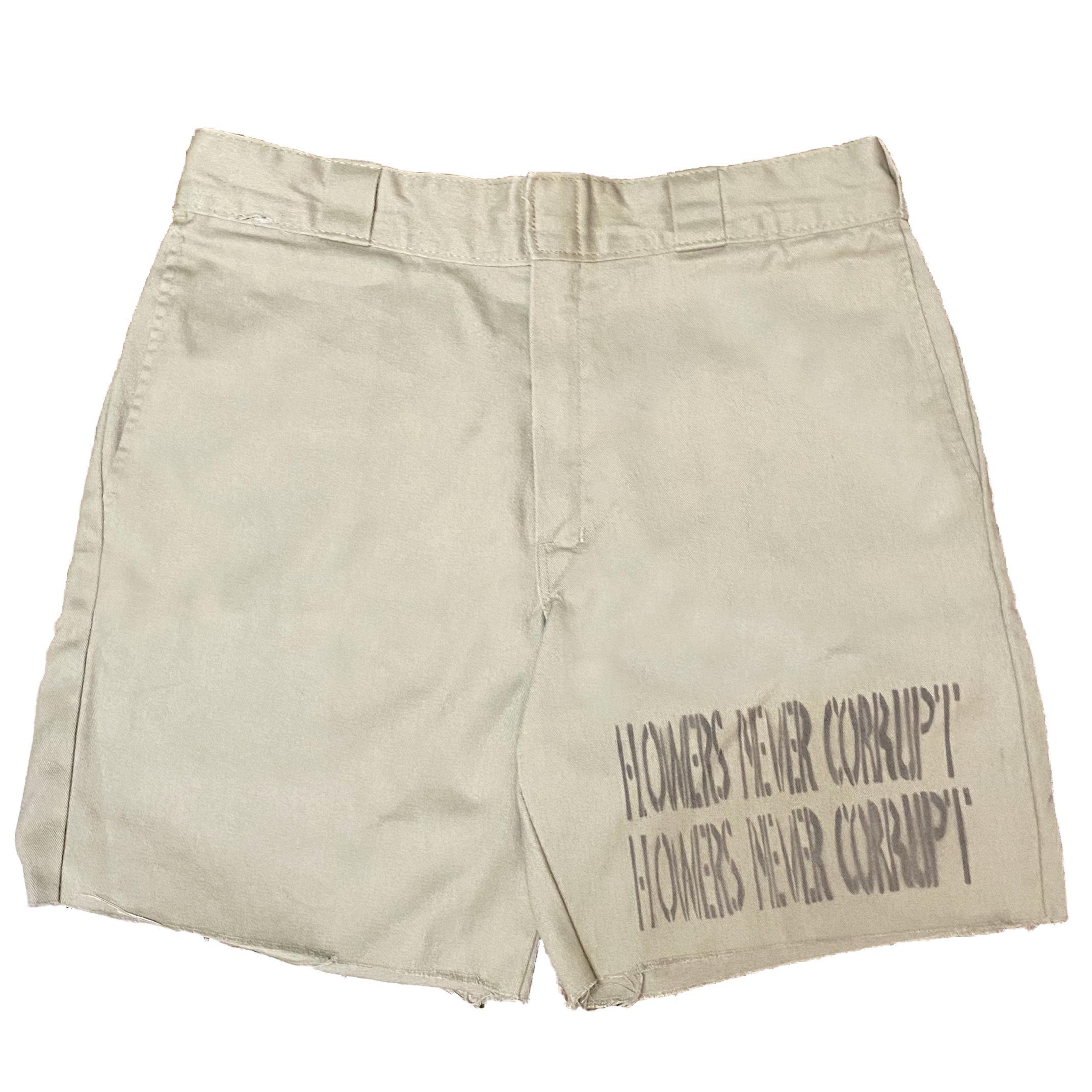 Flowers Never Corrupt Shorts - 画像1
