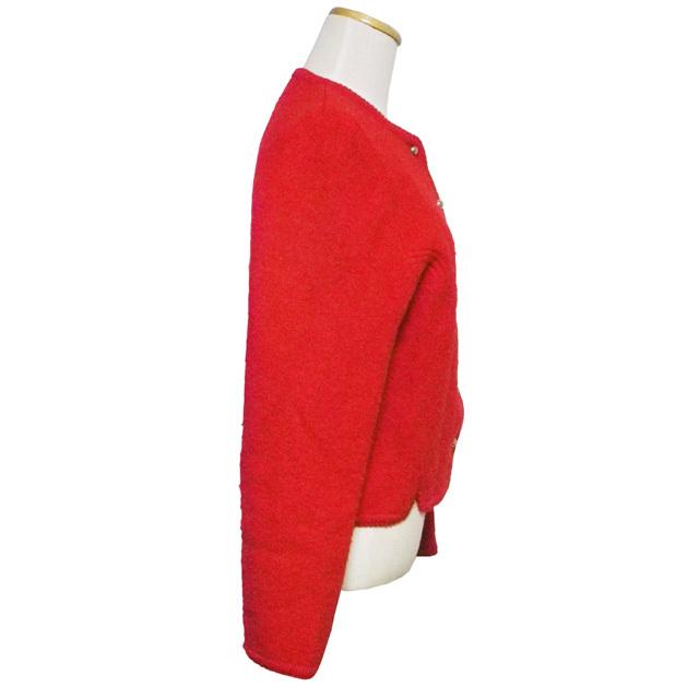 ≪USED≫ノーカラーウールジャケット