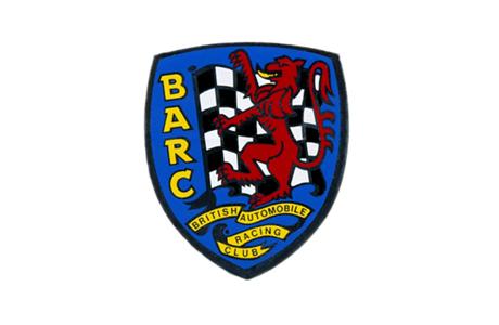 BARC・ロゴ・ステッカー・Sサイズ