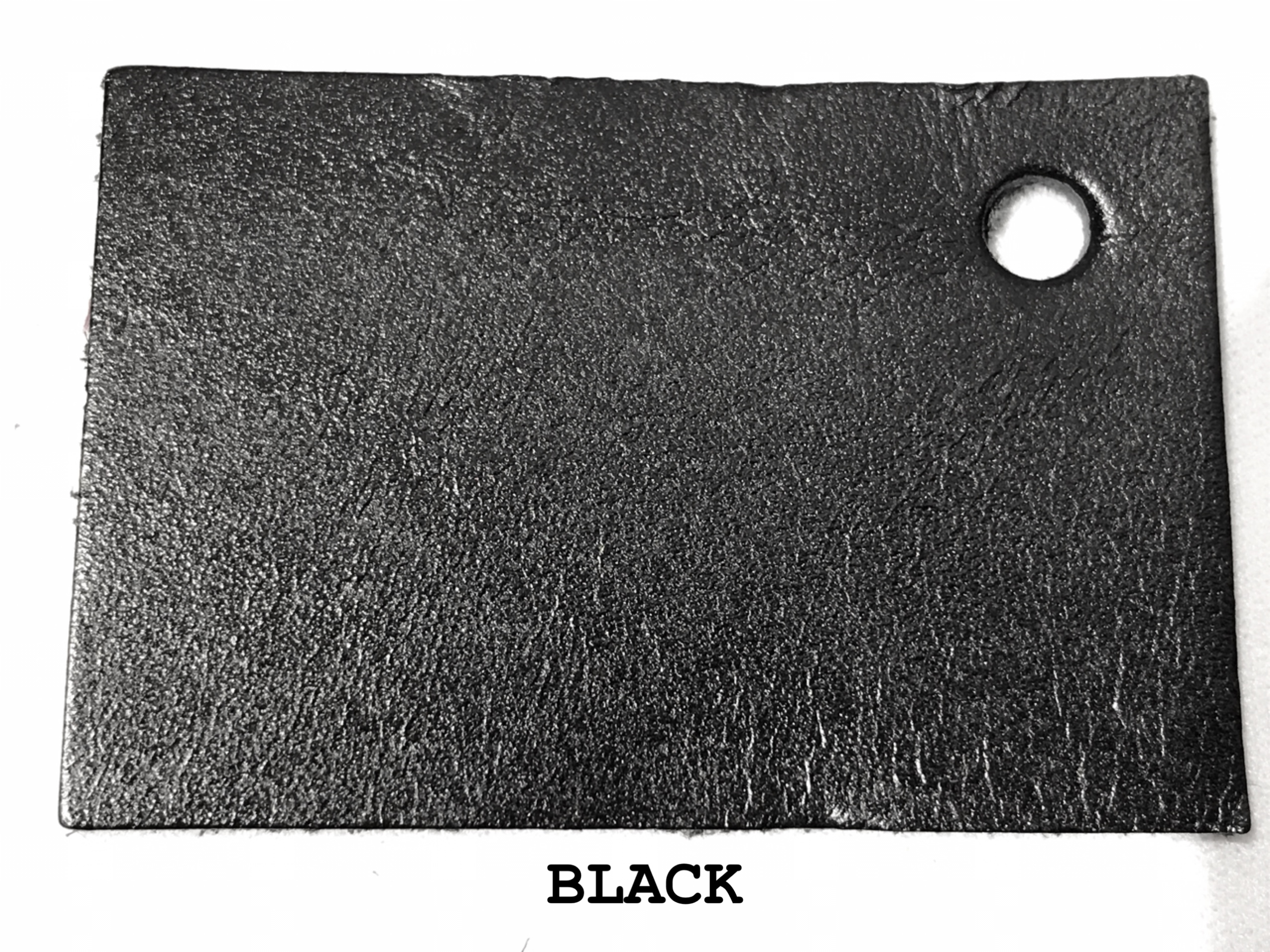 ルガトーレザー仕様ベルト ブラック