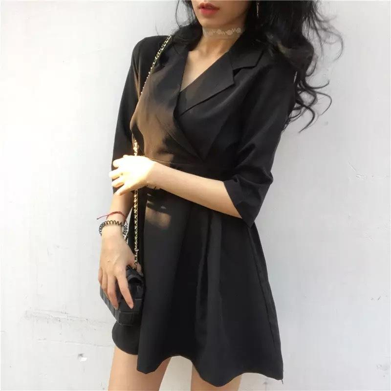 ヴィンテージシャツドレス