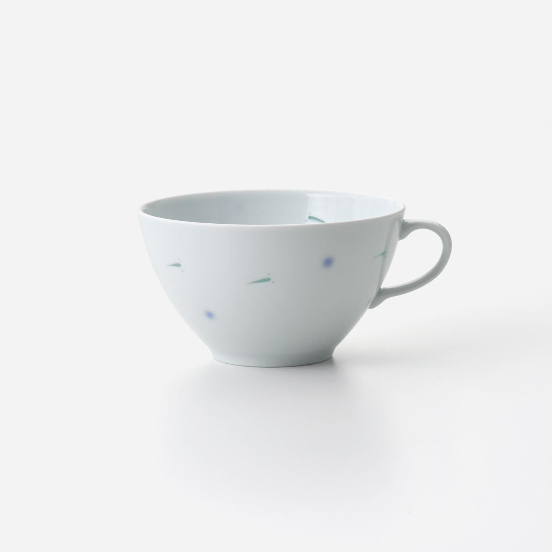 透かしメダカ スープカップ