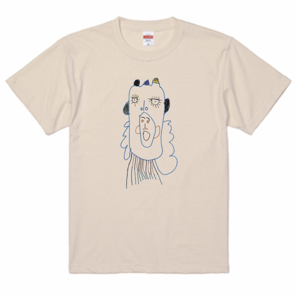 三渡すみれ ART 001-T-shirts
