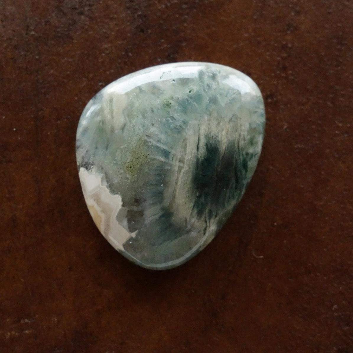 オーシャンジャスパー 天然石ルース