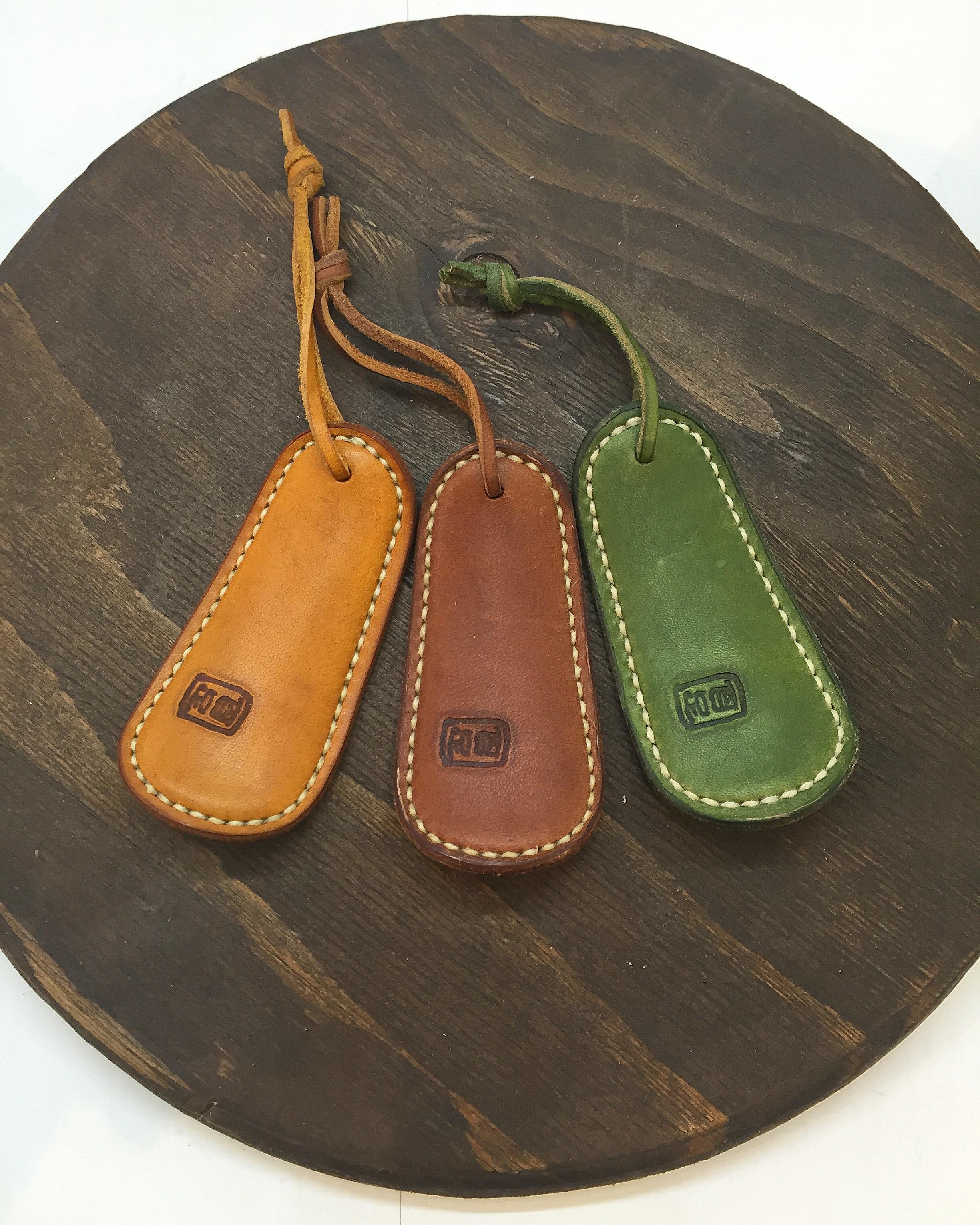 靴べら 手縫い イタリアtempesti社製