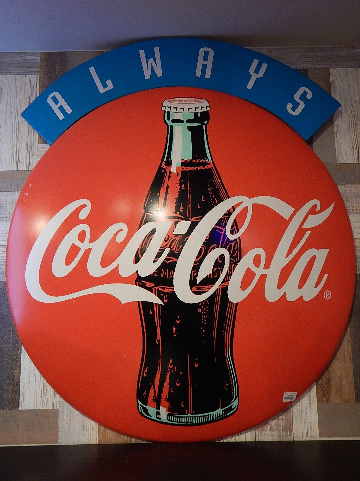 品番1768 サインボード Coca Cola コカコーラ 看板 コカコーラ ヴィンテージ 011
