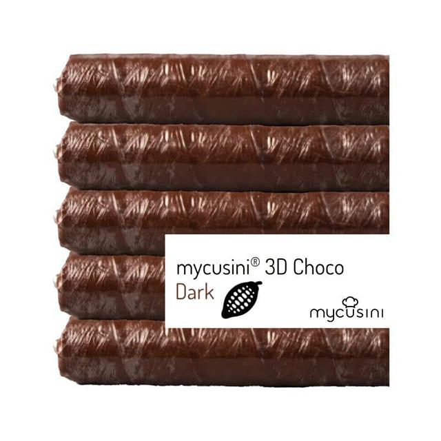 mycusini® 3Dチョコ ダーク 5本入