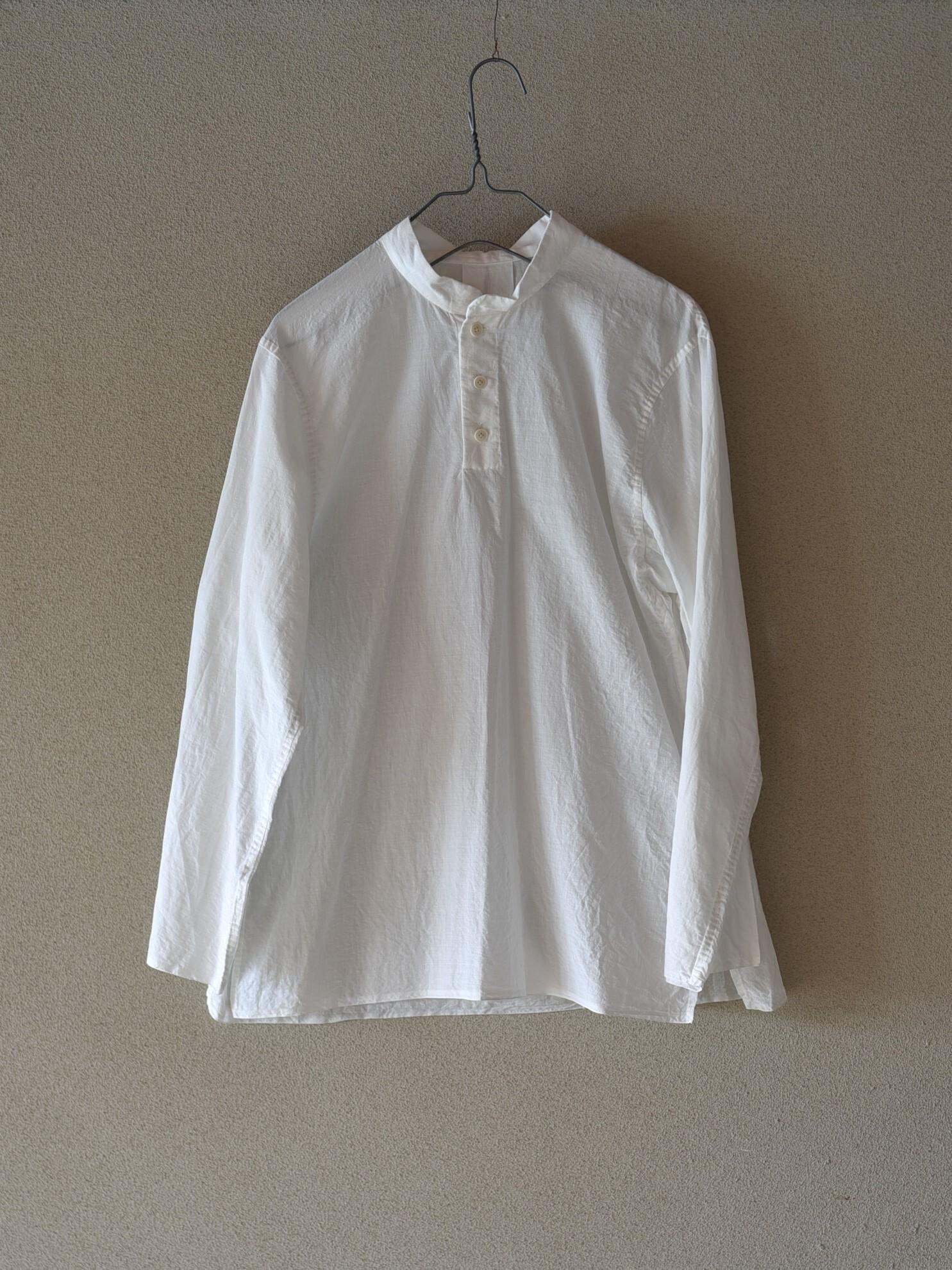 YAECA khadi |クルタシャツ cloud -No1