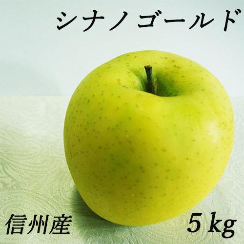【 シナノゴールド 】5kg (10~18玉入り)長野県のイチオシ!