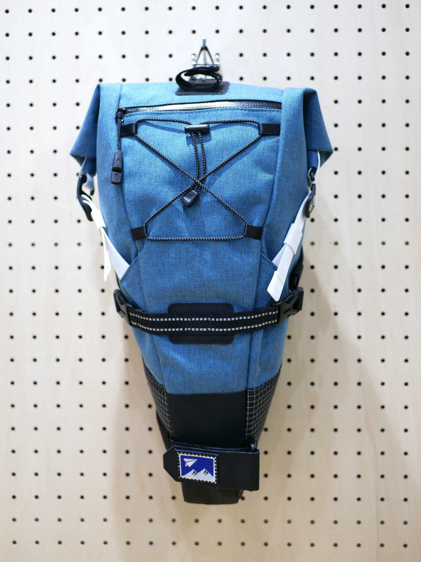 RAWLOW MOUNTAIN WORKS / BIKE'N HIKE BAG(PAPERSKY  ver)