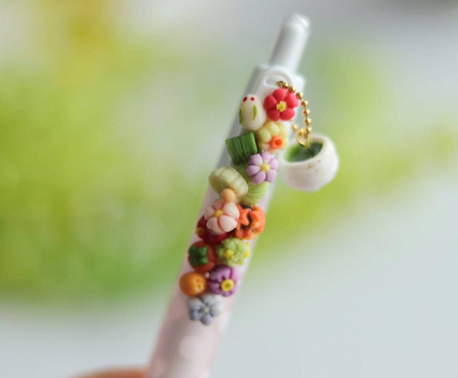【送料込み】和菓子ボールペン artist nao