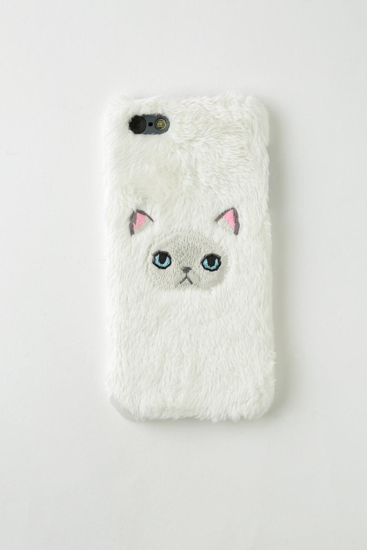 【iPhone5/5s/SE用ハードケース】ヒマラヤンハードケース【ホワイト】